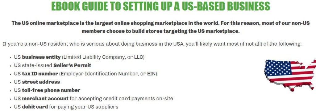 Start a United States Dropship Business From Overseas