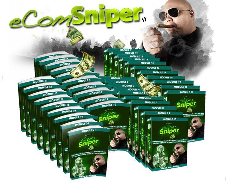 ecom sniper complete course