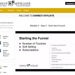 Earnest Affiliate Personal Review (2016)