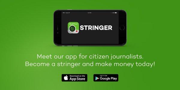 ruptly stringer app make money live streaming 1