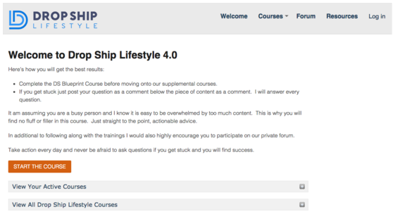 Drop Ship Lifestyle Review: Why I Recommend You DON'T BUY IT