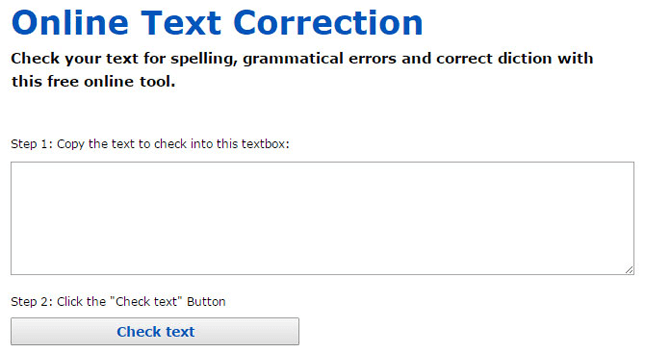 online-text-correction-tool