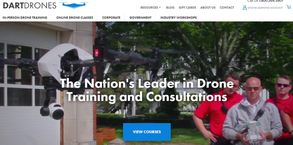 dart drones make money online