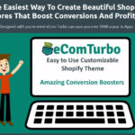 eCom Turbo Review: Best Shopify Theme For Drop Shippers?