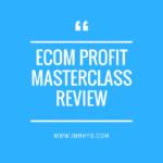 eCom Profit Masterclass Review: Richard Telfeja's Course