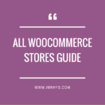All Woocommerce Stores: Make Easy Money Upselling Them