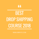 Best Drop Shipping Course For 2018 (With Full Reviews)