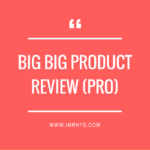 BigBigProduct Review: Find Winning Products Instantly?