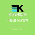 Konversion Theme Review: Best Shopify Theme For Sales?