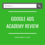 Google Ads Ecom Academy Review: Tristan Broughton's New Course [Updated For 2019]