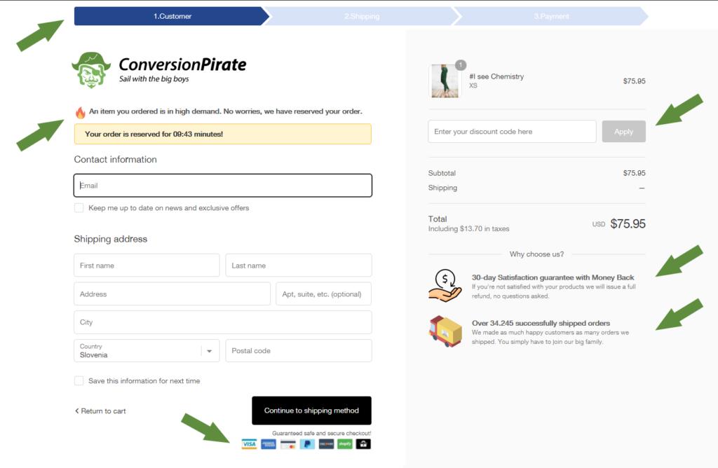 Best Shopify Conversion Hacks