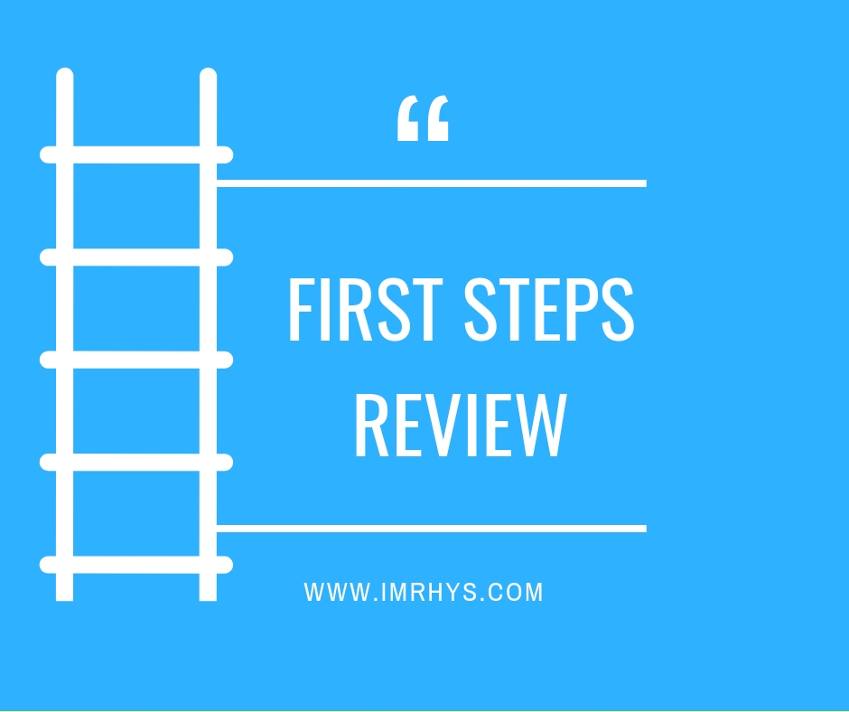first steps review eric worre