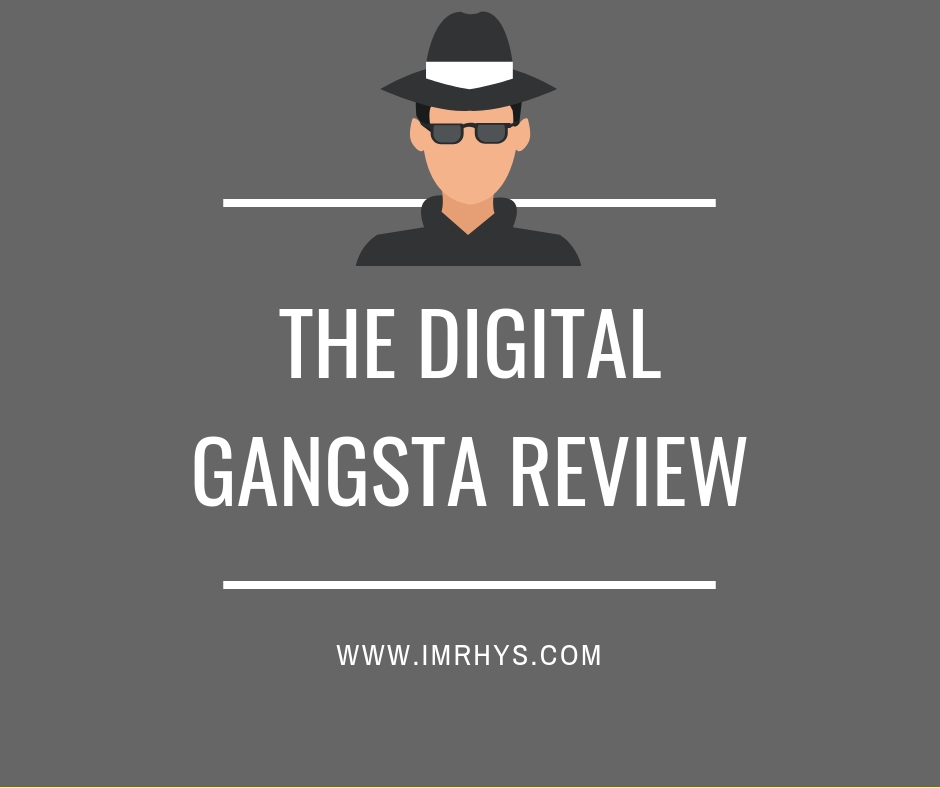the digital gangsta review