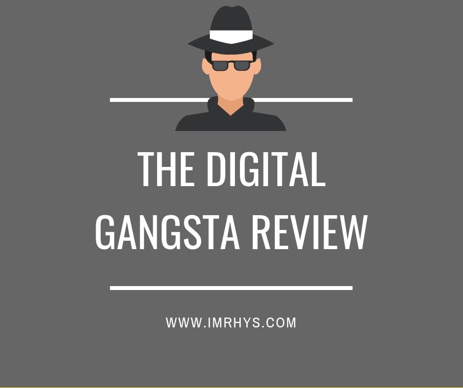 the digital gangsta review