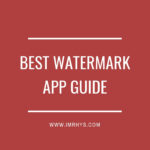 Best Watermark App: Stop Thieves Stealing Your Images