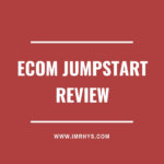 eCom Jumpstart Review: Is 18yr Old Cameron Wallace Legit? [Updated V2.0 2019]