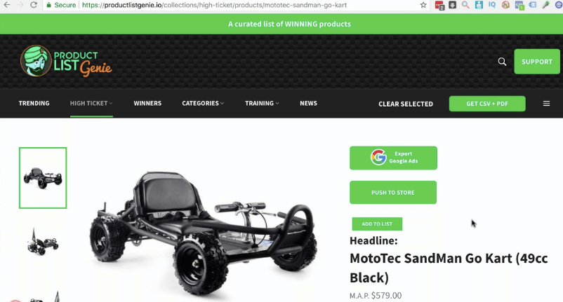 17 Tools To Find Winning Products To Sell On Your Store