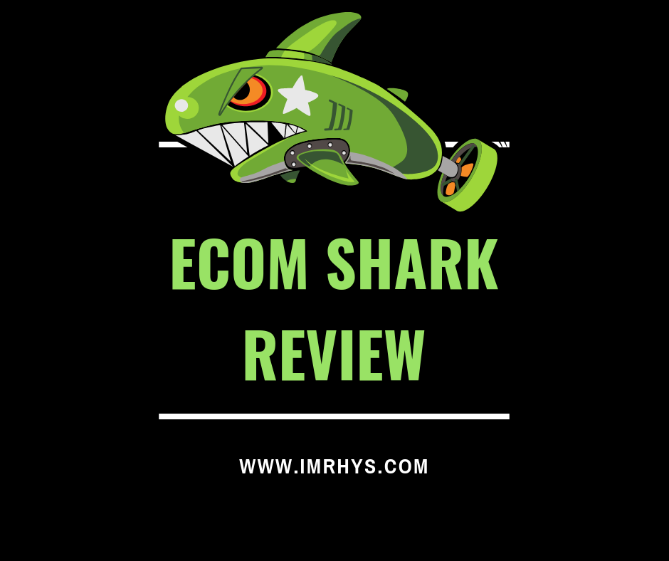 ecom shark review