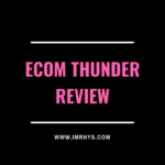 eCom Thunder Review: Chirag Sharma Course Worth It?