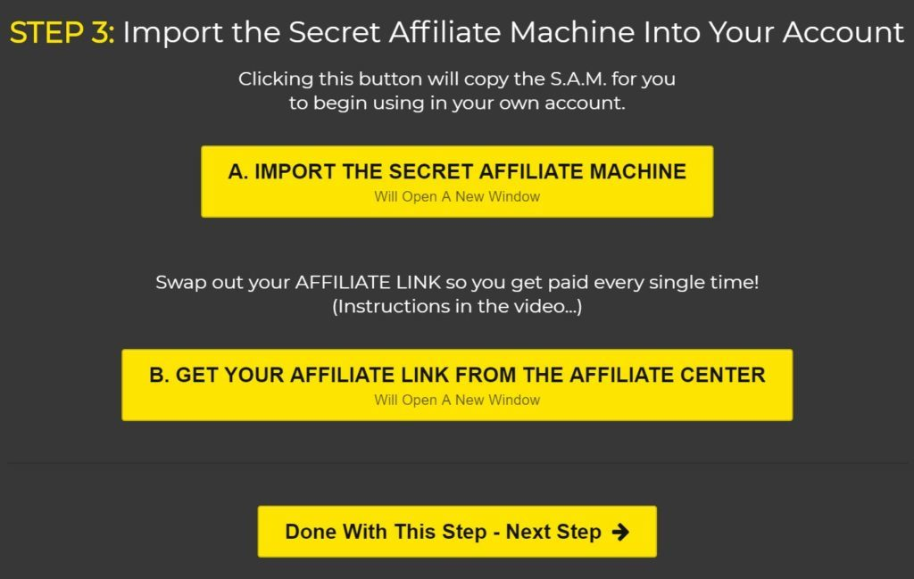 SAM Funnel Review: The #1 Clickfunnels Affiliate Scheme EXPOSED
