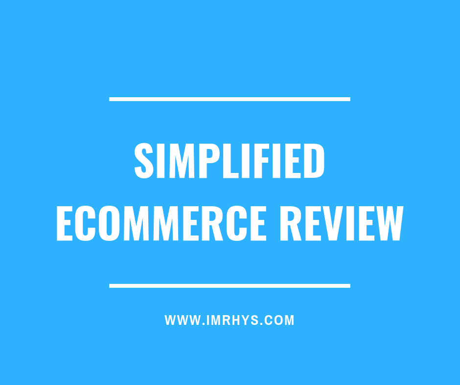 simplified eCommerce review