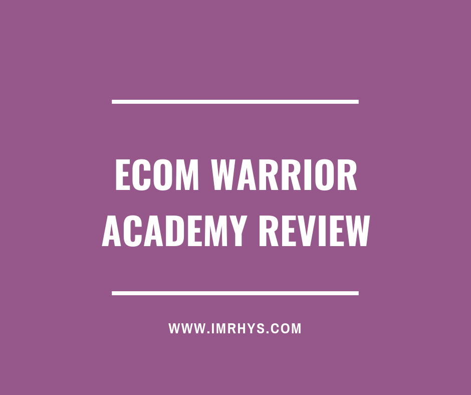 eCom Warrior Academy Review: Matt Lepre Course Worth It The