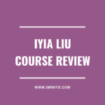 Iyia Liu Course Review: Is Her eCommerce Training Worth $450?