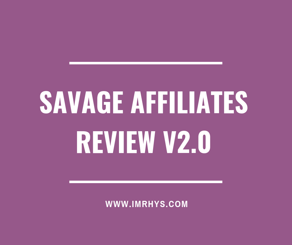 savage affiliates 2 review