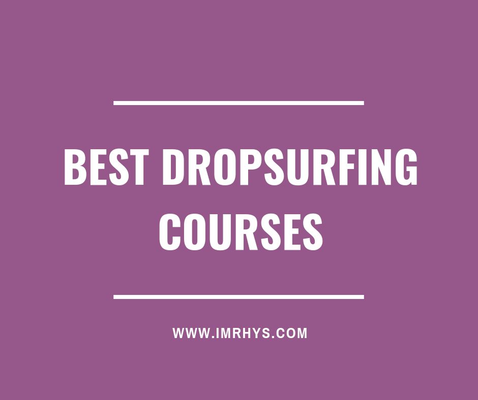 best dropsurfing courses