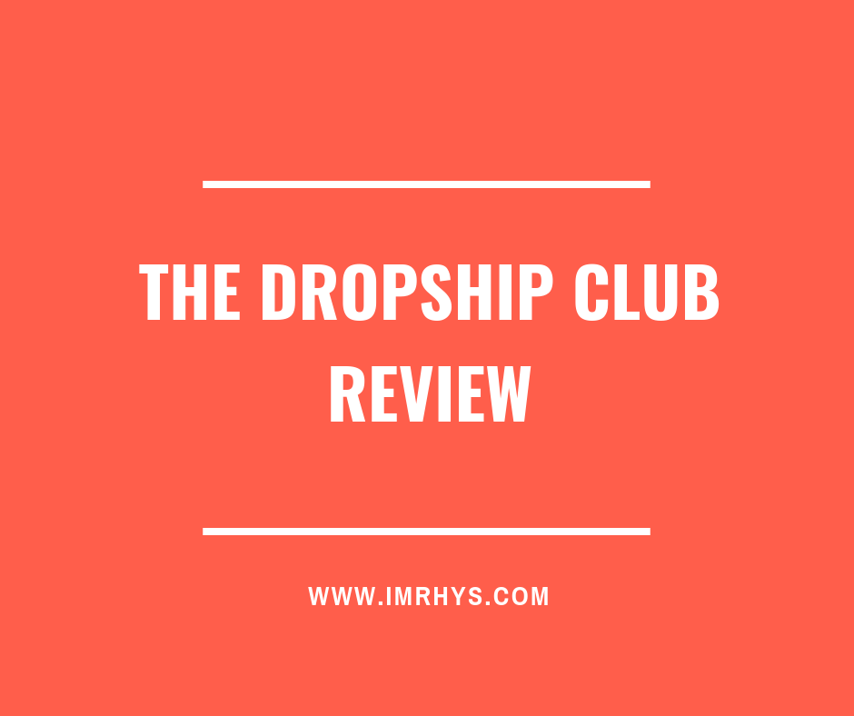 the dropship club review