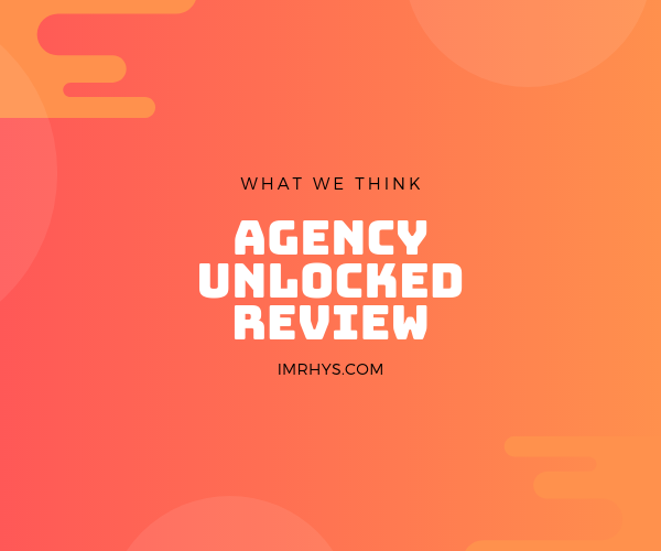 agency unlocked review