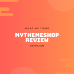MyThemeShop Review: The Best WordPress Theme Vendor?