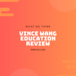 Vince Wang Education: Dropshipping 101 Review