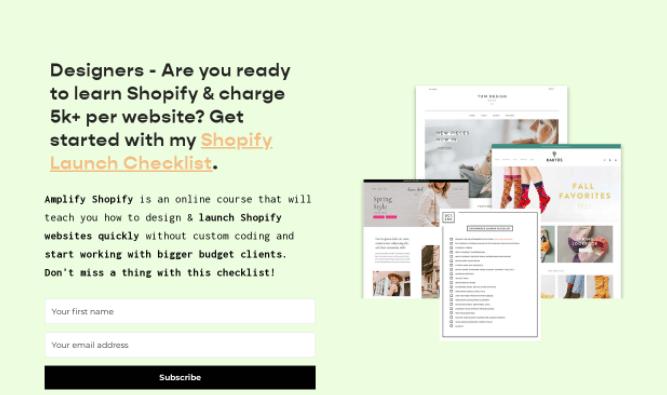 amplify shopify review