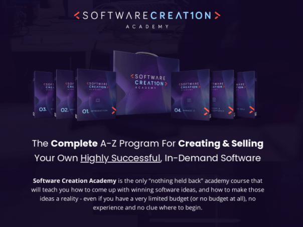 software creation academy review